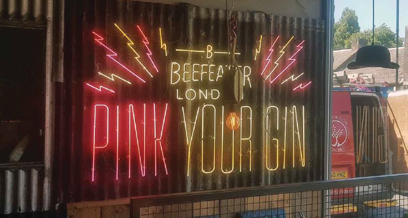 Pink Your Gin 3
