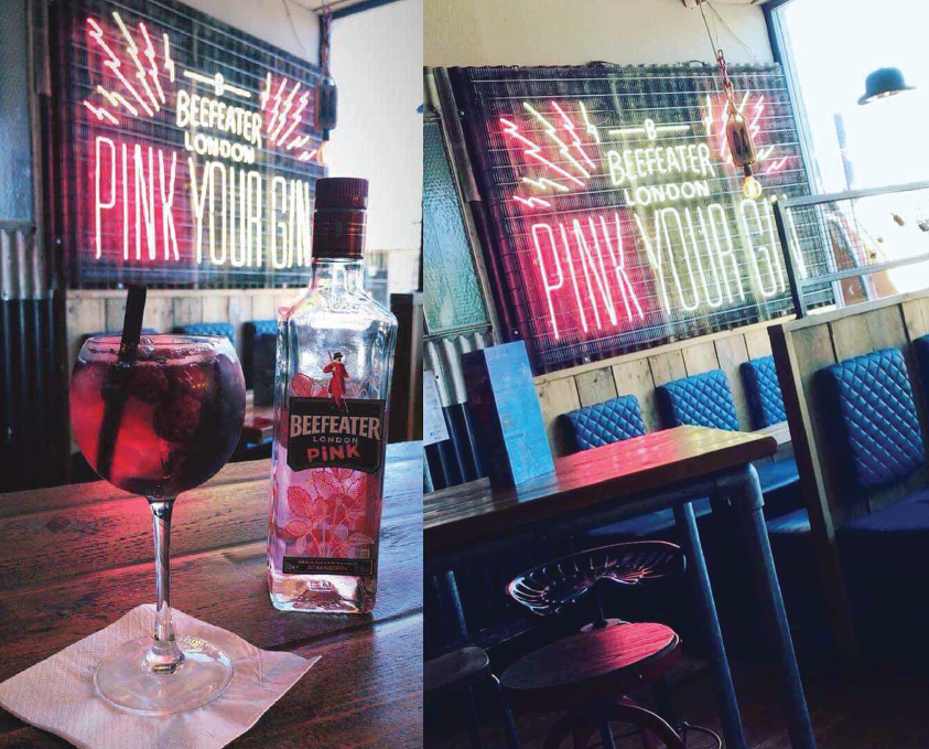 Pink Your Gin 4