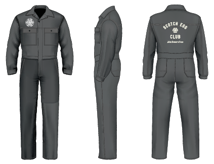 custom branded uniforms edinburgh