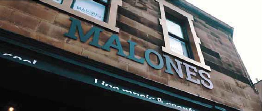 Malones Irish Bar 3