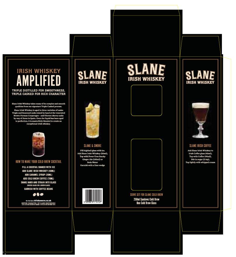 original whiskey packaging design