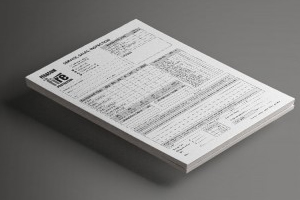 NCR Pads supplier Edinburgh printing