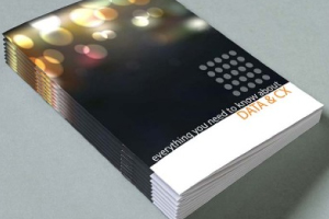 printed Perfect and PUR Bound Books